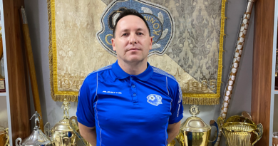 Przemysław Wełnicki w kadrze trenerskiej
